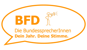 Bundessprecher*innen des BFD 2018 / 2019