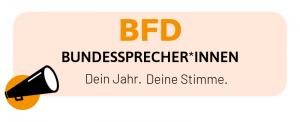 Bundessprecher*innen des BFD 2019